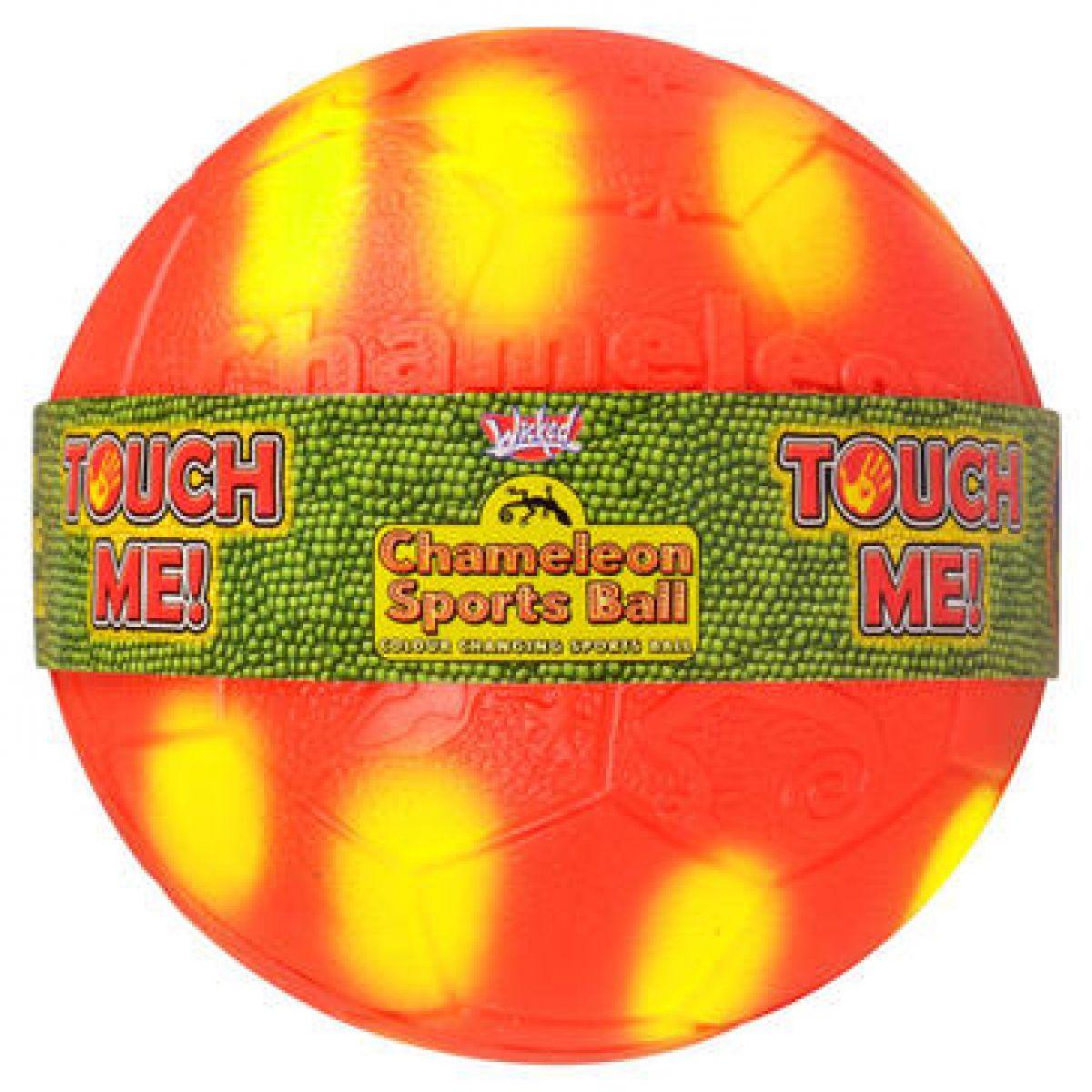 EP Line Chameleón futbalová lopta 6,5 cm - Onražová