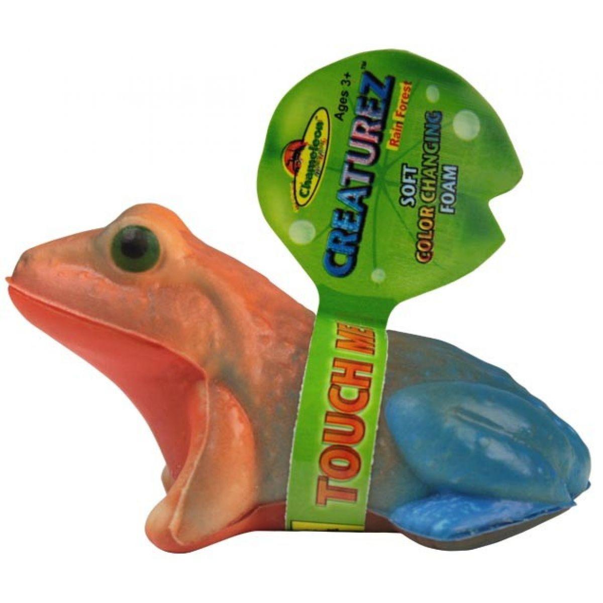 EP Line Chameleon Zvířátka z deštného pralesa Žába