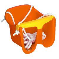 Chemoplast Hojdačka Baby plastová Oranžová