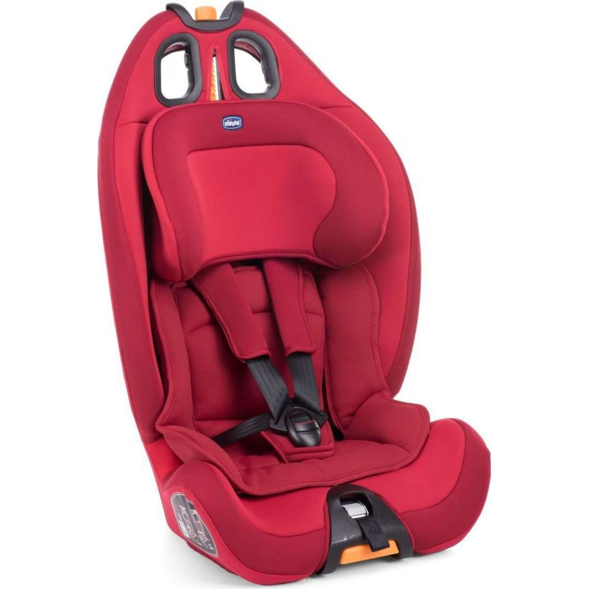 Chicco Autosedačka Gro-up 123 Red Passion 9-36kg