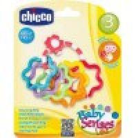 Chicco Chrastítko barevné kytičky 2