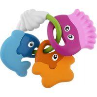 Chicco Chrastítko mořská zvířátka