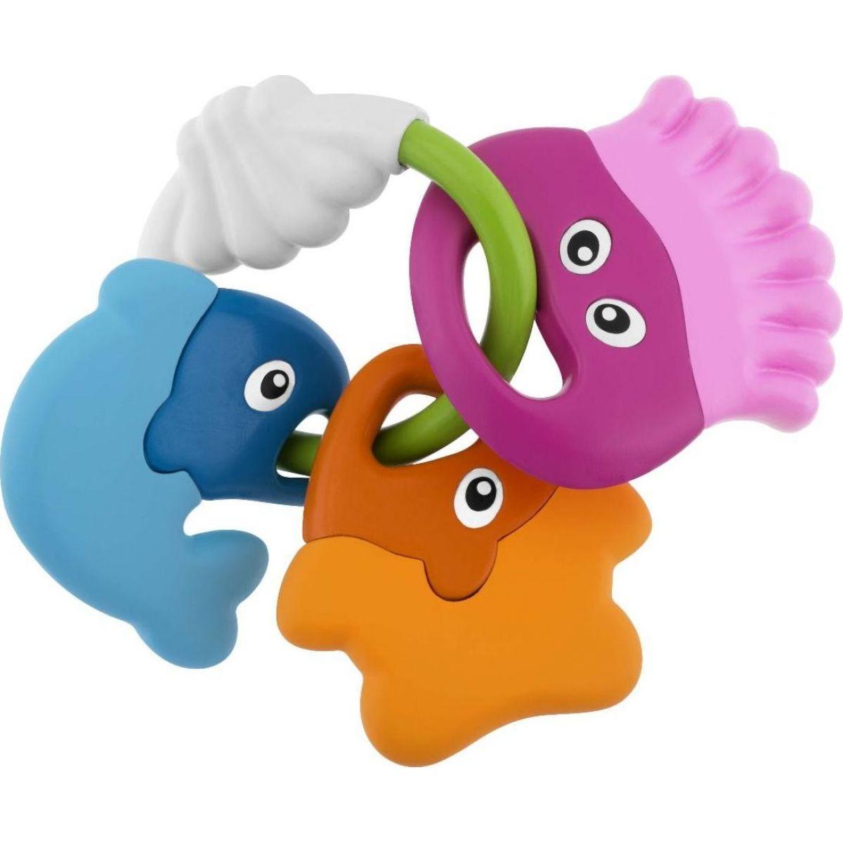 Chicco Hrkálka morská zvieratka