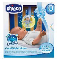 CHICCO Hrajúci mesiac škriatok modrá 2