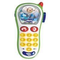 CHICCO Vibrujúci telefón s foťákom
