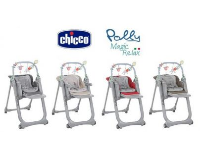 Chicco Polly Magic Relax Anthracite 4kids