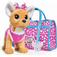 Chichi LOVE Psík čivava Star v taške