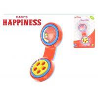 Chrastítko telefon Babys Happiness