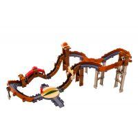 Chuggington kovové mašinky 54571 - Starý důl - set 4