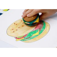 Clay Crayon kresliace plastelína 5