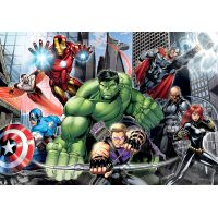 Clementoni Maxi Avengers Pripravení k boju 104 dielikov 2