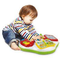 Clementoni CLEMMY Baby Interaktívne stolček 2