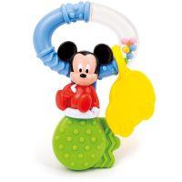 Clementoni Hrkálka Mickey kľúče 14936