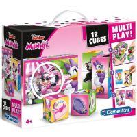 Clementoni Disney Kostky Minnie Multi Play 12 kostek