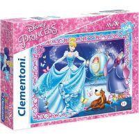Clementoni Disney Princess Supercolor Popelka Maxi 104 dílků