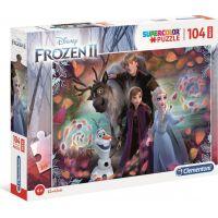 Clementoni Disney Puzzle Maxi 104 dielikov Frozen 2