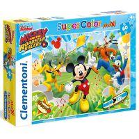 Clementoni Disney Supercolor Maxi Puzzle Mickey 60 dielikov