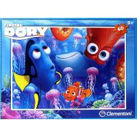 Clementoni Hľadá sa Dory Puzzle 60 dielikov 2