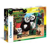 Clementoni Kung Fu Panda 3 Supercolor Puzzle Maxi 24 d