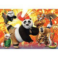 Clementoni Kung Fu Panda 3 Supercolor Maxi 40 dílků 2