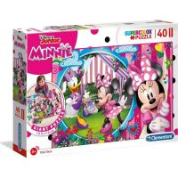 Clementoni Minnie Puzzle Supercolor Floor 40d