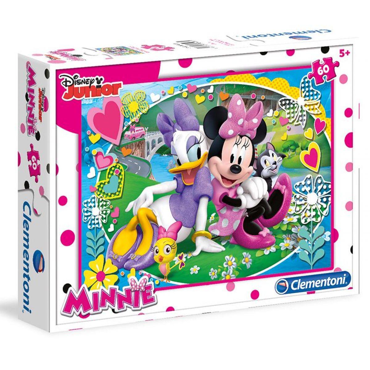 Clementoni Minnie Supercolor Maxi 104 dielikov