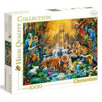 Clementoni Puzzle 1000 dielikov Mystic Tigers