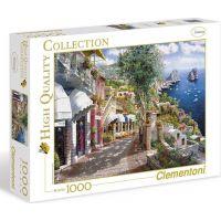 CLEMENTONI Capri 1000 dílků