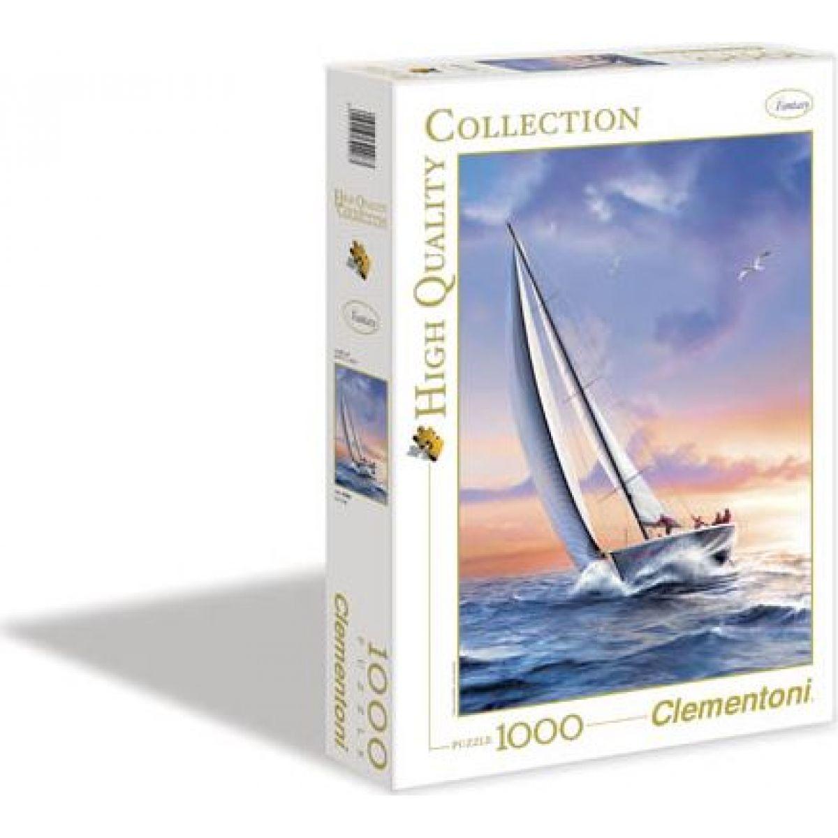 Clementoni Sail boat 1000 dielov