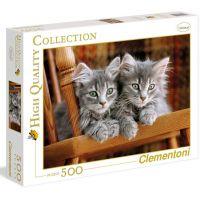 Clementoni Mačiatka II 500 dielov