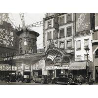 Clementoni Puzzle Moulin Rouge Cinema 1000 dílků 2