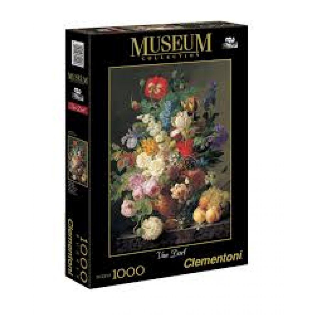 Clementoni Dael: Váza kvetov 1000 dielov