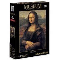 CLEMENTONI Leonardo da Vinci Mona Lisa 1000 dílků