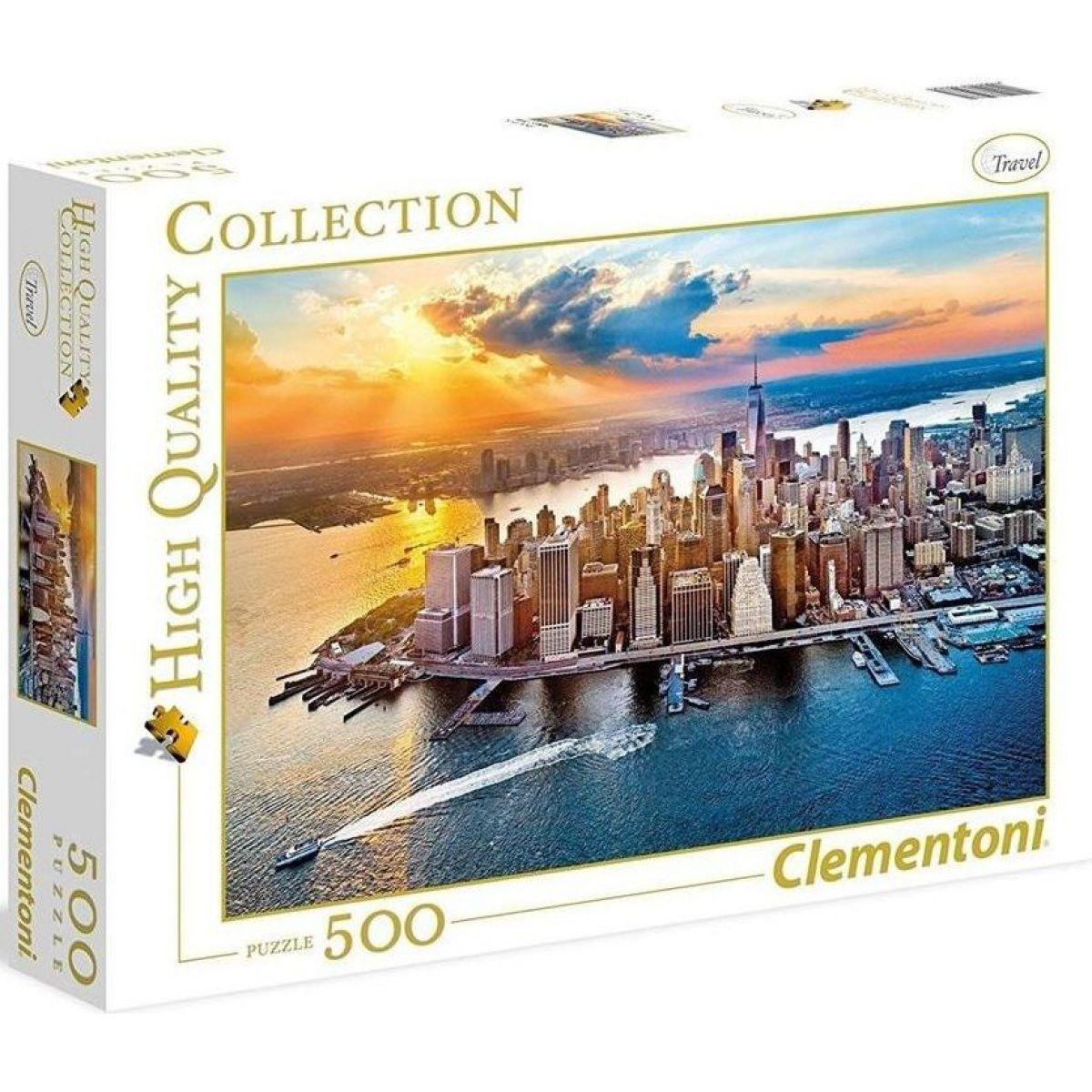 Clementoni Puzzle New York 500 dielikov