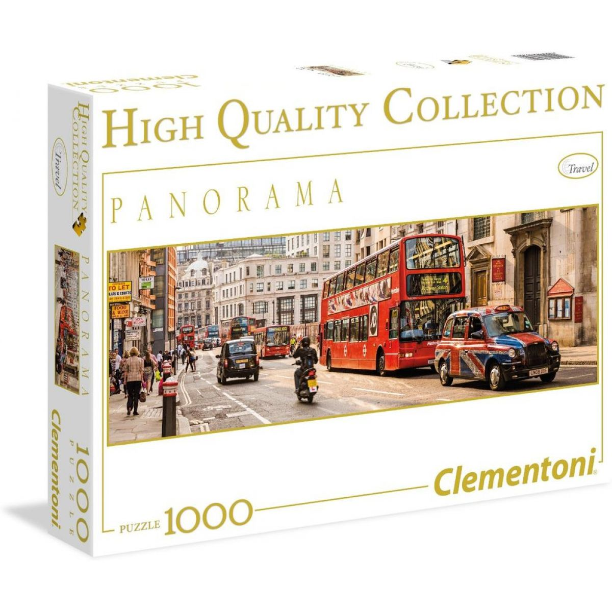 Clementoni London panorama 1000 dielov