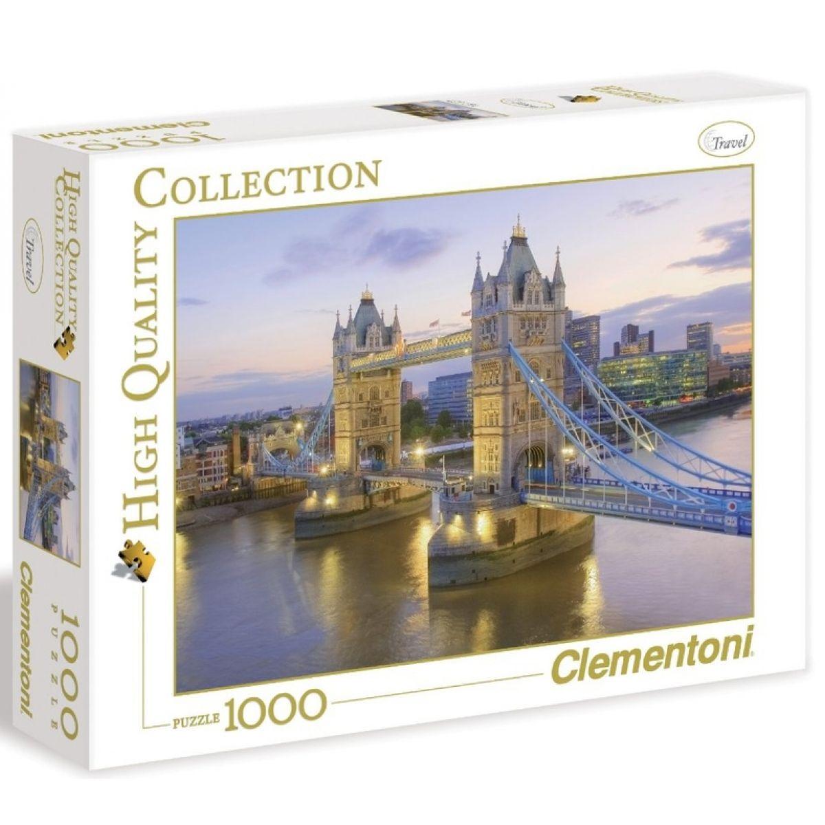 Clementoni Tower Bridge 1000 dielov