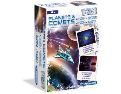 Clementoni Science Planéty a kométy
