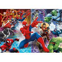 Clementoni Spiderman a Sinister 6 Puzzle Supercolor 60 dielikov 2