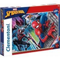 Clementoni Spider-man Supercolor 250 dílků