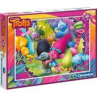 Clementoni Trollovia Puzzle 60 dielikov