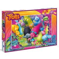 Clementoni Trollovia Puzzle Maxi 100 dielikov