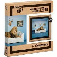 Clementoni Puzzle s rámčekom Pán domu 250 dielikov