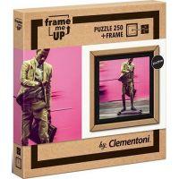 Clementoni Puzzle s rámčekom Žiť rýchlejšie 250 dielikov