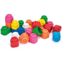 Clemmy baby - 24 soft kociek v plastovom vrecku 2