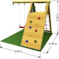 Jungle gym Climb module Xtra šplhacie modul 2