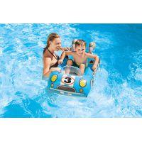 Čln detský Intex 59380 - Závodné auto modré 2