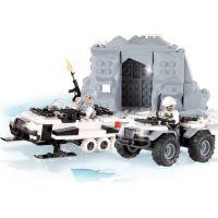 Cobi 2326 Small Army Polární jednotka ARCTIC TIME 2