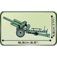 Cobi 2342 Small Army Houfnice M-30 WP 5