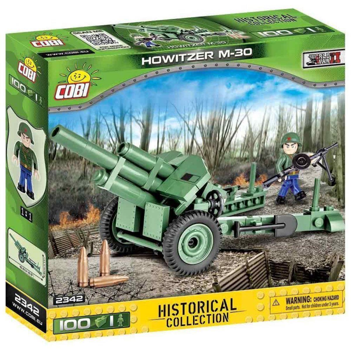 Cobi 2342 Small Army Houfnice M-30 WP