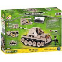 COBI 2381 SMALL ARMY – Sd.Kfz.138 Marder III Ausf.H 380 k 1 f 2